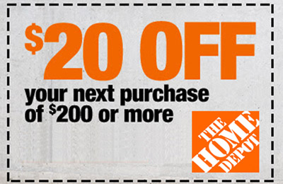 ONE (1x) $20 OFF $200 - HD PRINTABLE INSTORE ONLY