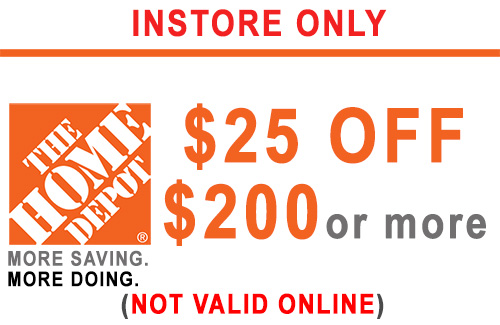 ONE (1x) $25 OFF $200 - HD PRINTABLE INSTORE ONLY