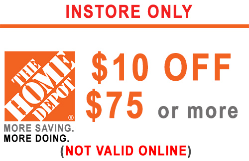 ONE (1x) $10 OFF $75 - HD PRINTABLE INSTORE ONLY